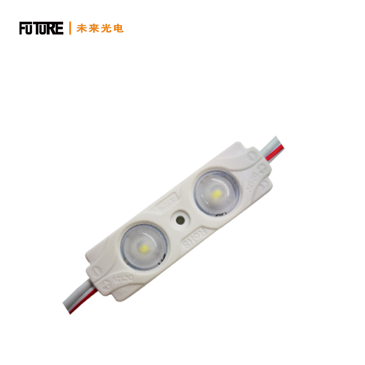 C10 2835 injection module-2leds