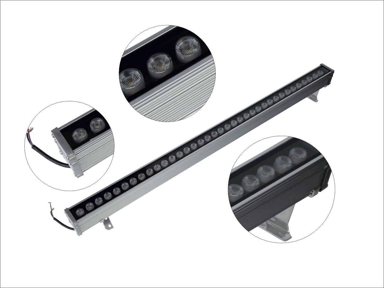 LED Wall Washer Lamp Series(50*55)